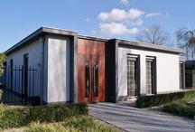 Van der Doelen Architectuur 8 / Nieuwe look bestaande bungalow