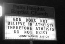 Funny church signs/Christian humor / by Linda Johnson