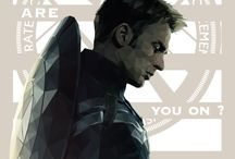 Captain america as Chris Evans / My captain ! !