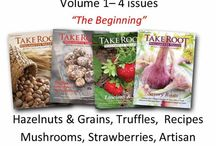 Back Issues / Purchase hard copies of TAKE ROOT-Oregon's premiere farm, food and sustainable living magazine