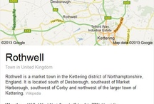 Rothwell, United Kingdom / All about the area