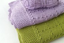 Kniting Projects / by Sandy Benson