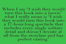 Books Worth Reading / by Victoria Salazar