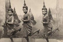 Traditional Costumes / Traditional Costumes from around the world
