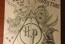 Harry Potter Art