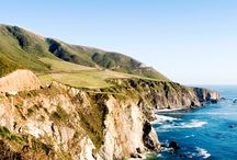 Pacific Coast Highway Road Trip / by Beth Williamson