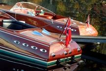Mahogny Båter