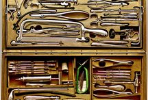 Tools & Tool Boxes / by Tony Pack