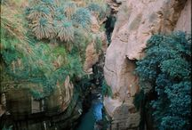 Barrancos, canyonisme, canyoneering... / Adventures in the rivers, France, Spain, Jordan...