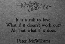 Quotes / by Morgan Watson