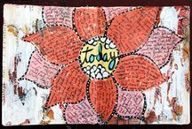 Art journaling / by Angie Christie