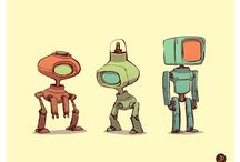 Robot Characters