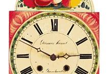 Black Forest Clock Exhibitions / Schwarzwalduhren Austellungen / Interesting exhitions about very rare black forest clock.