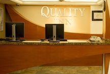Quality Inn Tuxtla Gutierrez, Chiapas.