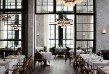 French restaurant - bar