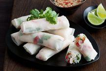 Asian food recipe