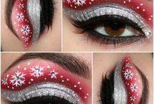 Make-up Christmas