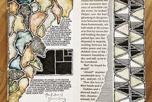 journal ideas&collages