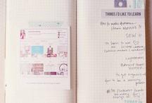 Journal / by Jana Nielson