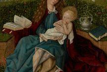 Malarstwo dawne gotyckie