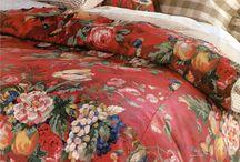 Biancheria da letto campagna francese