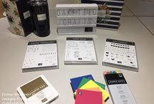 Stampin' Up! 2018-19 Annual Catalogue / Inspiration and ideas using products from the 2018-19 Annual Catalogue from Stampin' Up!