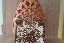 My henna creations