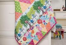 Quilts Kits / Here's some of my favorite quilt kits that I'd love to make someday!  You can find more here:  http://bitly.com/CraftsyQuiltKits