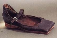 Renæssance sko