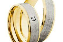 3D Gold / Laadukkaita kultasormuksia. High-class goldrings.