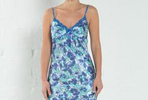 Womens nightdresses summer 2013 / More beautiful Gingerlilly styles - beautiful women's nighties with starchy and adjustable straps that make them super comfy as well as beautifully chic
