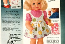 Toys!!! And Other Cool Retro Stuff!!!!!!   / I love to look at all toys!  I love to collect dolls! / by Sändrä Fitts