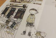 cute sketchbook pages