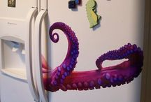 Wall Decal / by Isadora Carrel