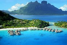 Tahiti Honeymoons  / We have designed exclusive Honeymoon vacations for you and your loved ones....take a look at our Tahitian Island collection.