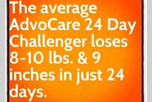 I <3 Advocare! / by Brooklyn Hayes
