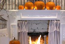 Mantel LOVE / I just love the way a mantel can really pull a room together and give it that perfect feeling.