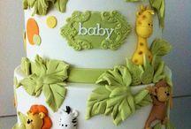 cakes / by Krista Poshusta