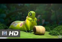 videa příroda