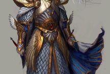Elfi / Consigli per costumi di pg di razza elfica