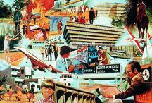 Exposition / Cergy-Pontoise. Formes et fictions d'une ville nouvelle - 2015 / 50 ans après l'adoption du programme des villes nouvelles, le Pavillon de l'Arsenal retrace l'histoire de Cergy-Pontoise, emblématique de cette extraordinaire aventure urbaine et humaine.