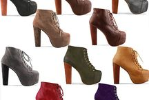 jeffery campbell  / by Emily Olson