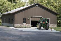 Jeppy garage hangar acier