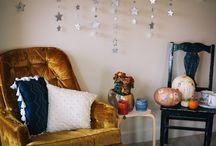 Decor / All things beautiful and feminine for interiors!