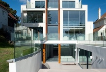 Modern Exterior - Interior / Modern architecture - shape, graphic design 3d, etc Modern interior - Bedroom, Bathroom, Living room, Kitchen, etc