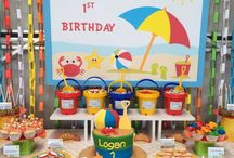Boys Birthday Party Ideas / Boys birthday party ideas, cool party themes and Australia party supplies. Party food, birthday cakes, party games, tips, how to decorations, drinks, desserts, recipes.