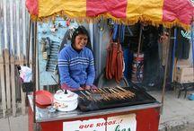 Street Food Peru