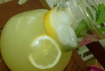 Χυμός  λεμοναδα