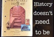 Homeschool History or Social Studies