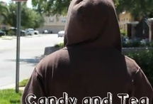 Candy and Tea Behind the Scenes / by Moeski Nicki Lynch